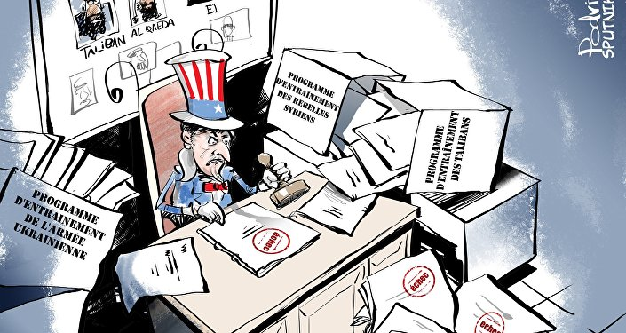 Entraîner des soldats étrangers, une mauvaise idée pour Washington