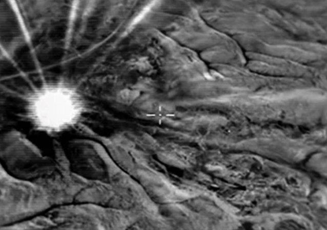 Les avions russes ont utilisé ce mardi deux puissantes bombes BETAB-500