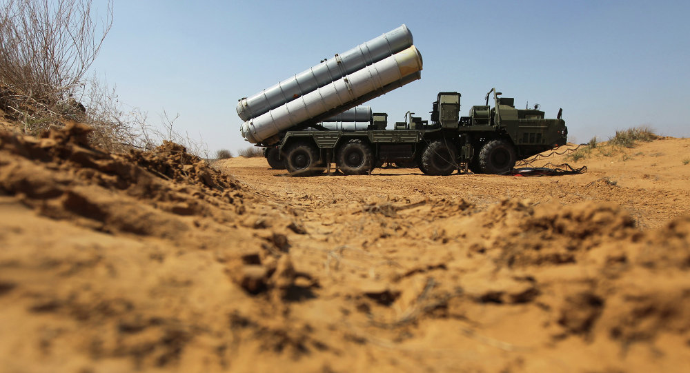 Missile russe S-300