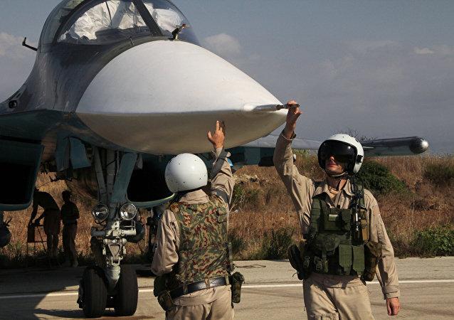 Les pilotes russes et US font ménage correct dans le ciel syrien