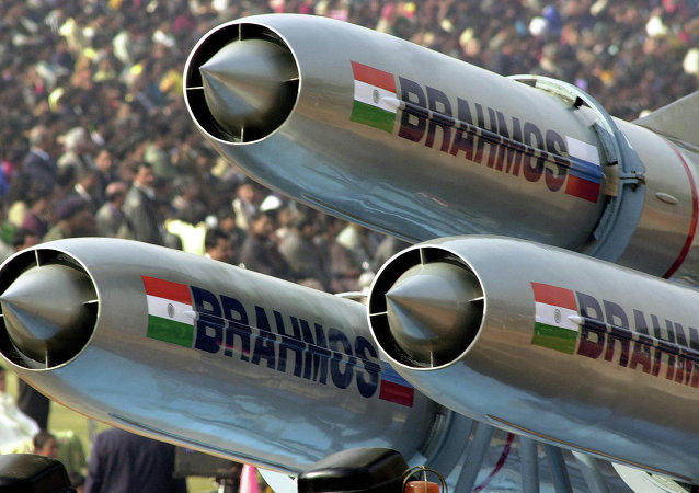 Missile supersonique indien BrahMos