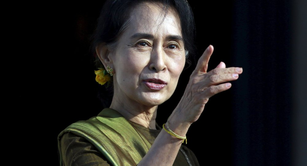 Aung San Suu Kyi (archives)