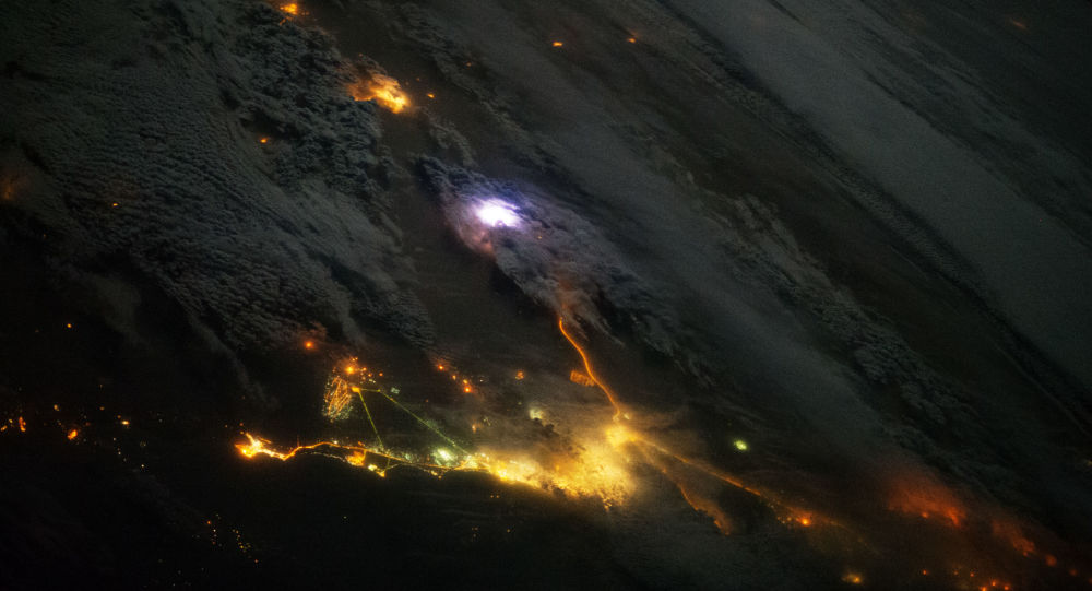 Espace extra-atmosphérique