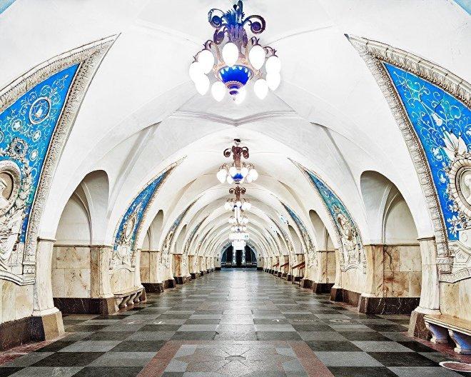 station de métro Taganskaya