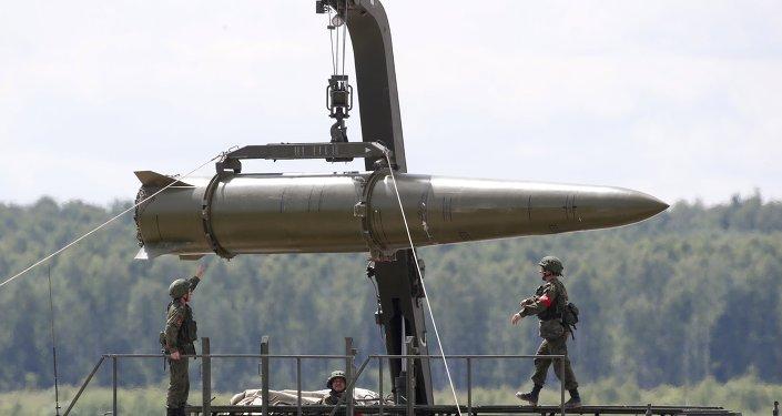 Le missile Iskander-M