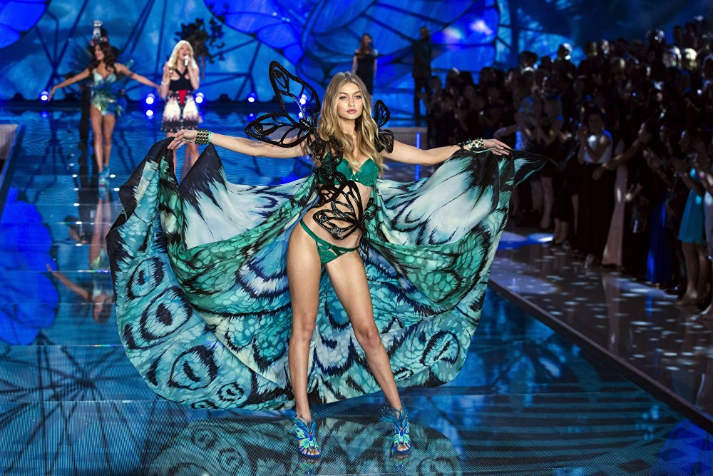 Le spectacle de Victoria's Secret