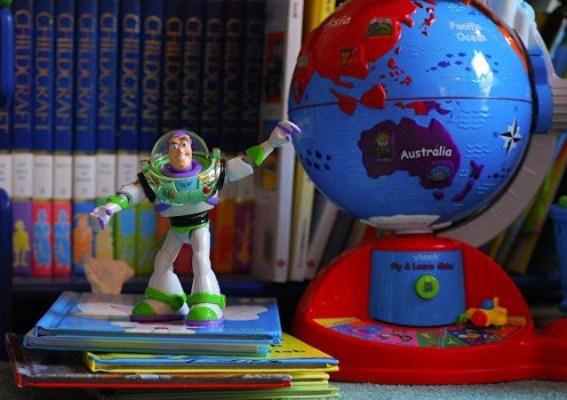 Globe pour les enfants