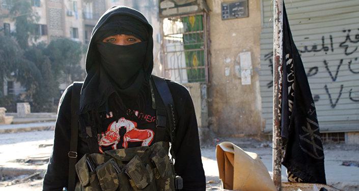 Djihadiste, membre du Front al-Nosra