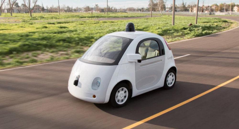 des voitures sans conducteur sur les routes britanniques en 2020 sputnik france. Black Bedroom Furniture Sets. Home Design Ideas