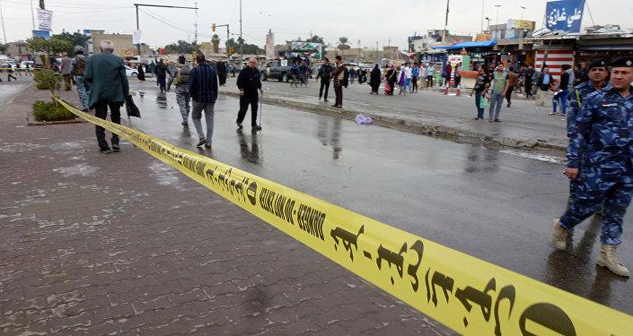 Un attentat fait au moins 18 morts à Bagdad