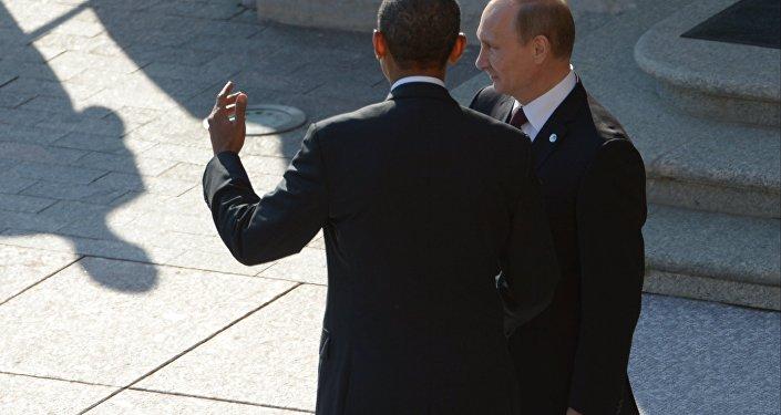 Poutine propose à Obama de créer une vaste coalition anti-Daech