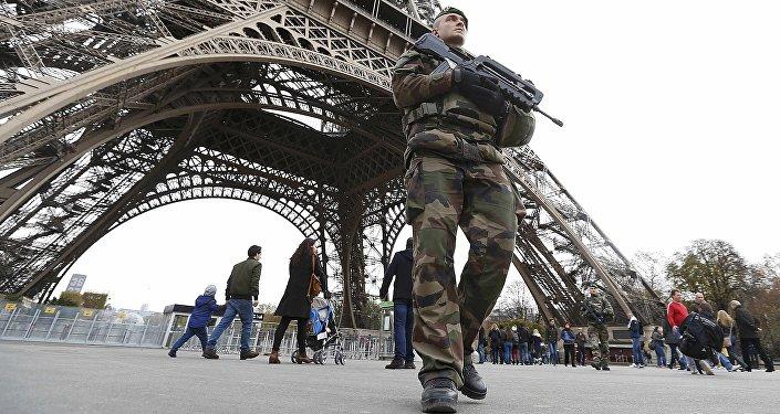 Paris après les attentats