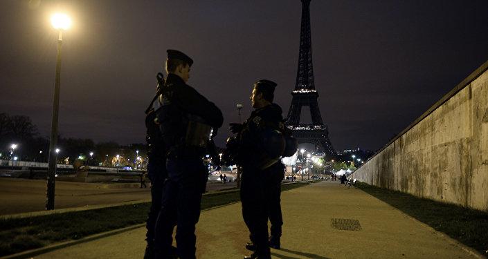 Les policers parisiens