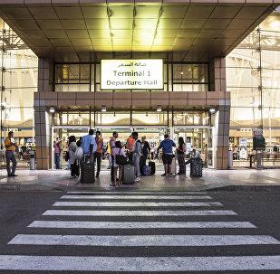 l'aéroport de Charm el-Cheikh