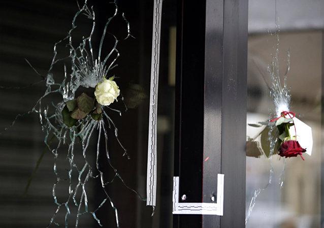 Roses à Paris
