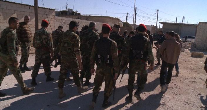Syrie: l'armée progresse dans la province d'Alep