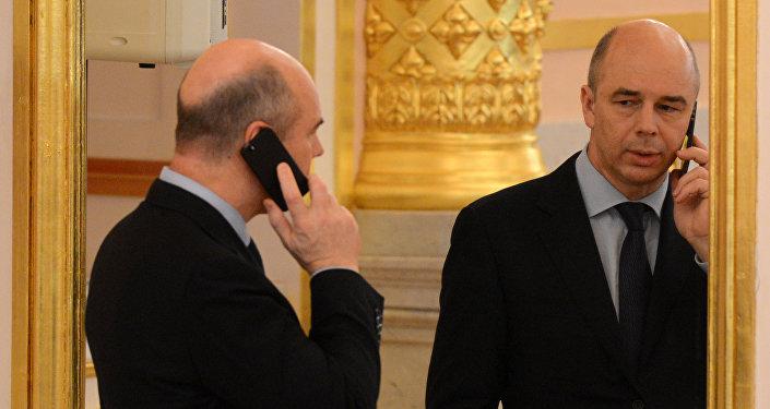 Le ministre russe des Finances Anton Silouanov. Archive photo