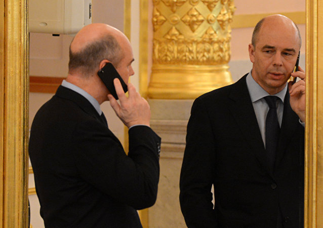 Le ministre russe des Finances Anton Silouanov. Archive photo