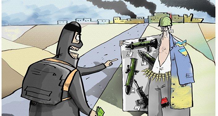 Le chef d'une cellule terroriste a acheté des armes en Ukraine
