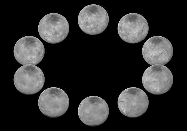 Un jour sur Charon