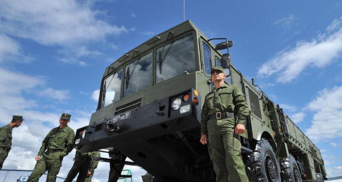 Le système de missiles balistiques Iskander-M