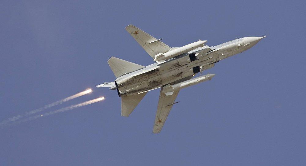 Bombardier Su-24