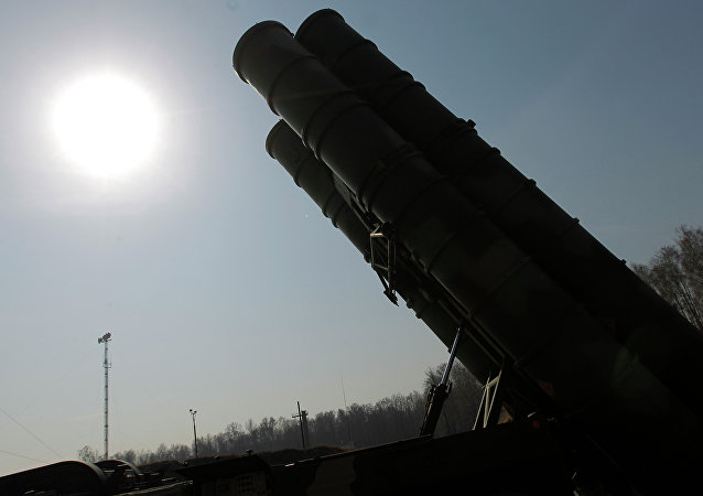 misiles S-400 Triumf