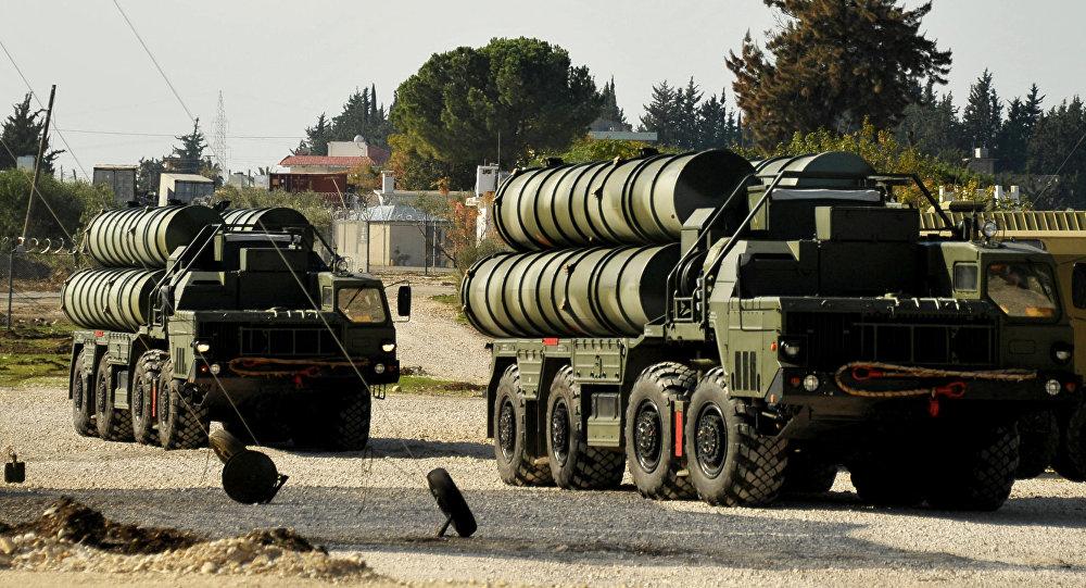 S-400 en Syrie