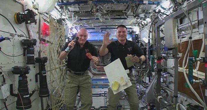 Comment cuisiner dans l'espace?