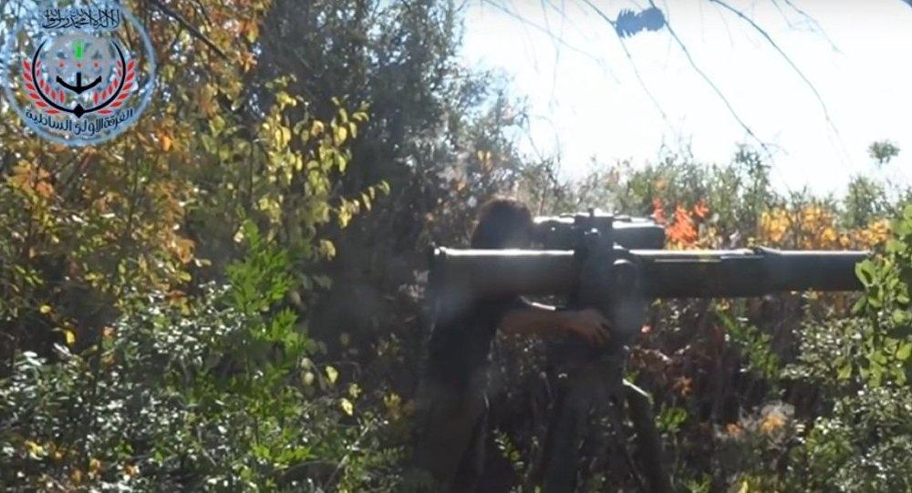 Syrie: des journalistes russes attaqués par des armes anti-char US