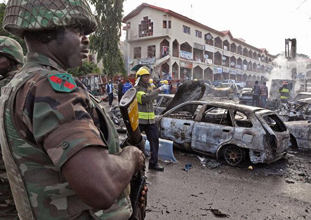 Attentat au Nigeria