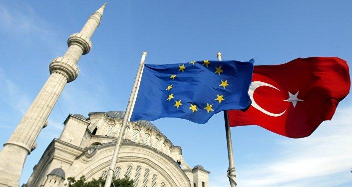 la Turquie et l'UE