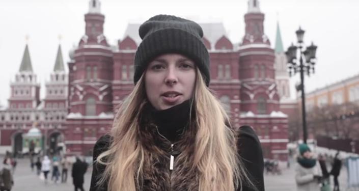 De jeunes Russes adressent leur message aux Européens