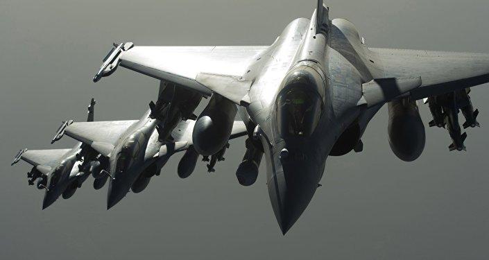 La France à court de bombes pour continuer ses frappes en Syrie