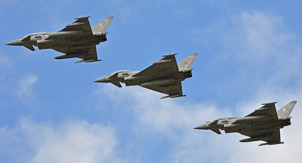 Avioane RAF