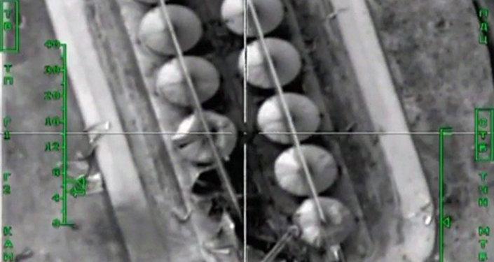 Raffinerie des terroristes en Syrie