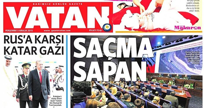 Journal turc Vatan