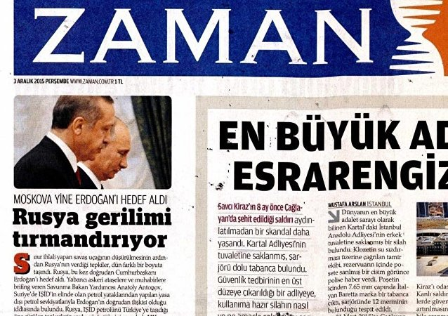 Journal turc Zaman