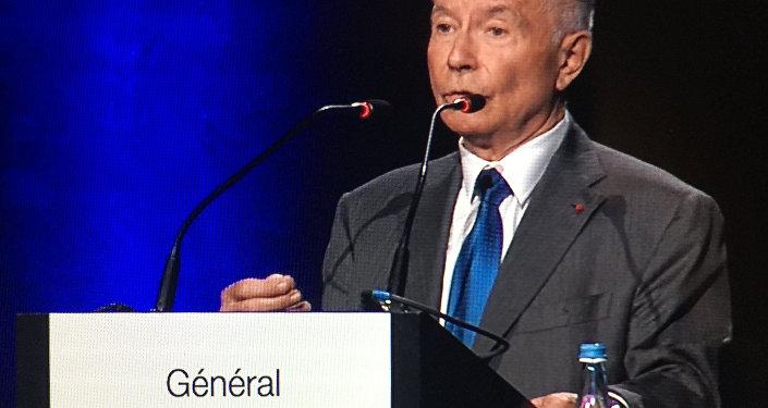 Le général Jean-Bernard Pinatel