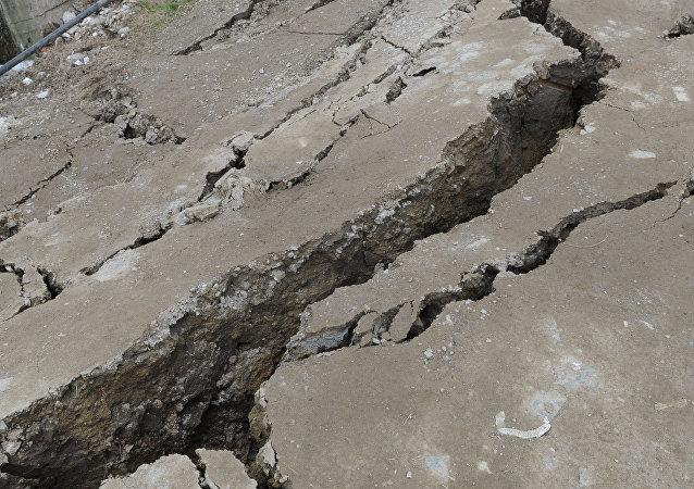 Un séisme de magnitude 7,2 frappe le Tadjikistan