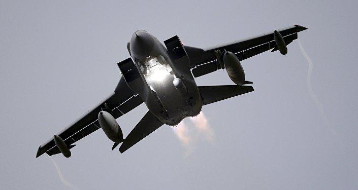 Tornado contre Daech
