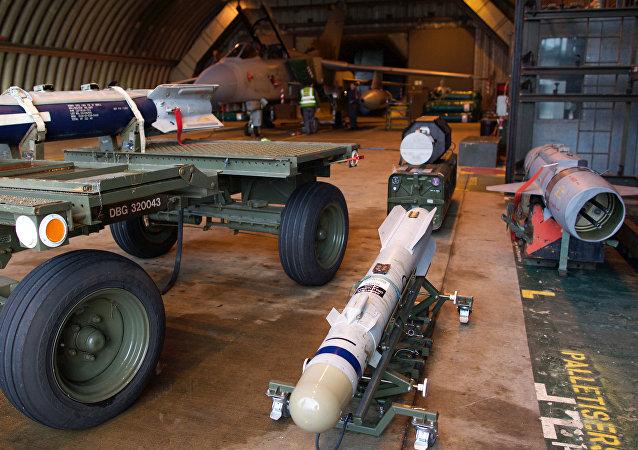 La base aérienne de Marham à Norfolk