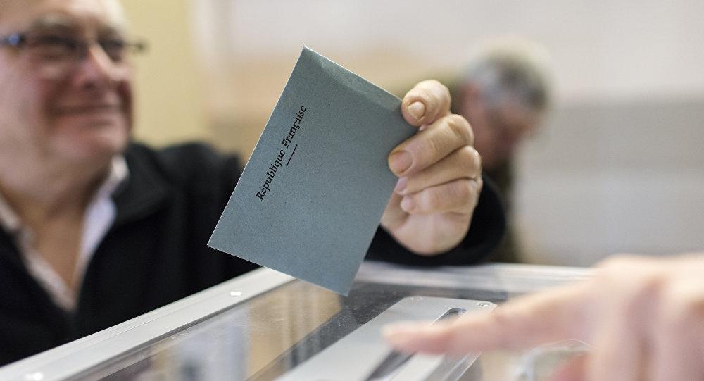 Les élections régionales en France