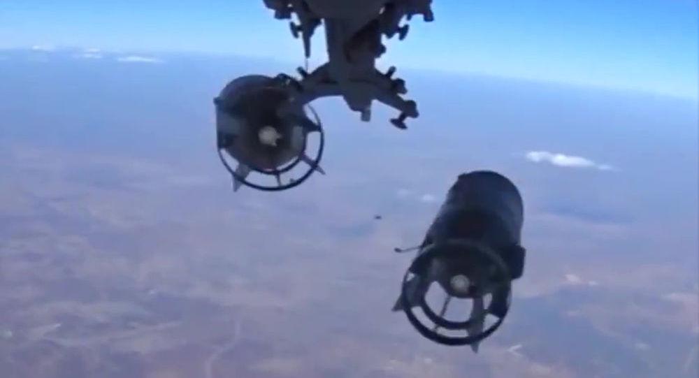 Bombes aériennes
