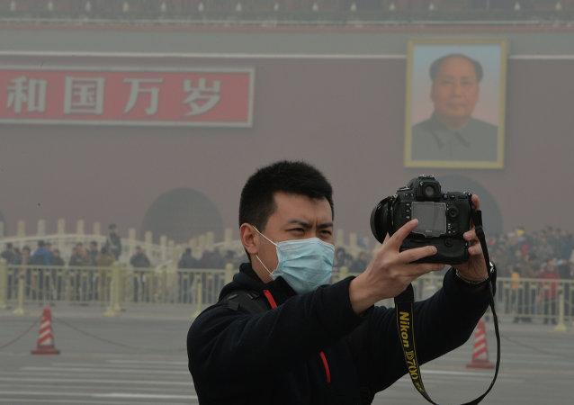 Alerte rouge à Pékin