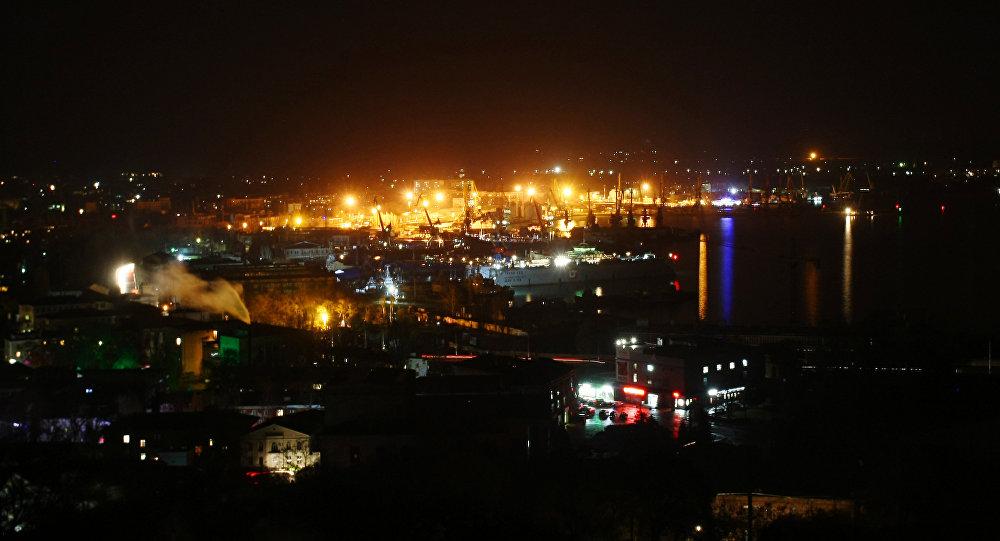La situation de  l'approvisionnement électrique en Crimée