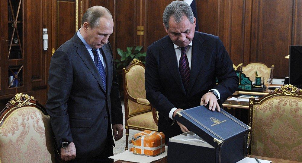 Poutine sur le point d'ouvrir la boîte noire du Su-24