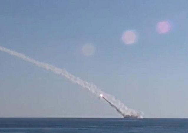 Les sous-marins russes frappent Daech depuis la Méditerranée