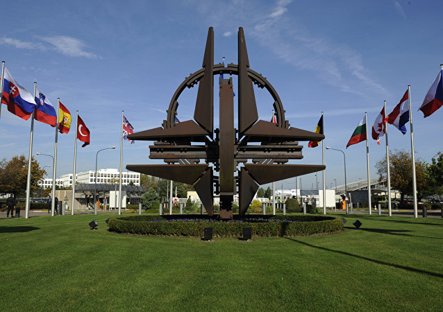 Le siège de l'Otan à Bruxelles