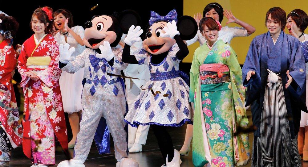 Disneyland japonais